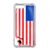 Anti gravity clear jelly cell phone case for iphone 7plus