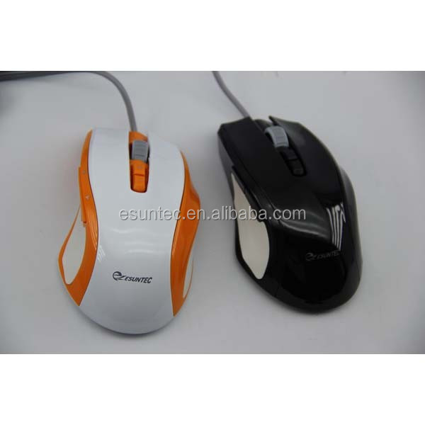 New design 7D Wired USB optical Gaming mouse GM-045