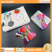Embroidery Starter Kit for Hand Embroidery and Sewing