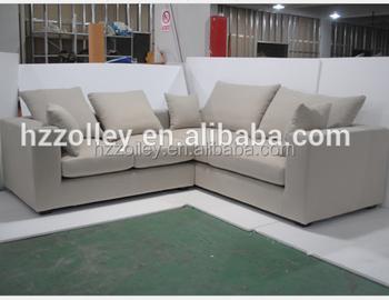 Ensemble De Sofa Sectionnel Luxe En