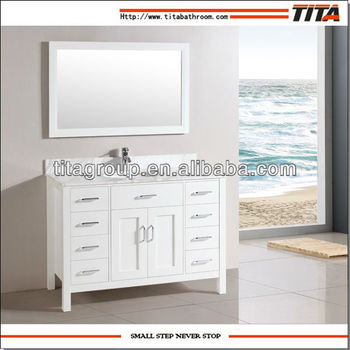 solid wood bathroom cabinet buy bathroom cabinet