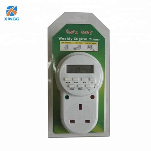 Smart Plug Socket UK Switch Electrical Socket Timer