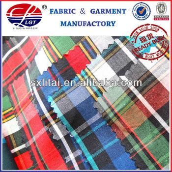 Df 5011 Cotton Embroidered Fabrics/cotton Plain Shirting Fabric ...