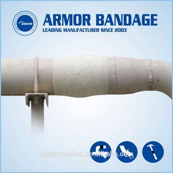 Flexible Rapid Repair Wrap For Water Pipe Gas Pipe Oil Pipe Leak ...