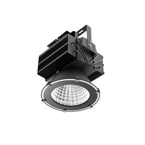 High Efficient toughened Glass cover rechargeable led floodlight