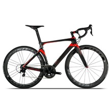 2017 new technology full carbon wheel road aero bike R05 hot selling road bicycle for men or women