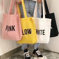 Customize promotional reusable eco friendly Long Shoulder Belt Canvas Cotton Shopping tote Bag