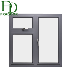 Australia Standard Awning/Swing/Sliding Commercial Aluminium Window