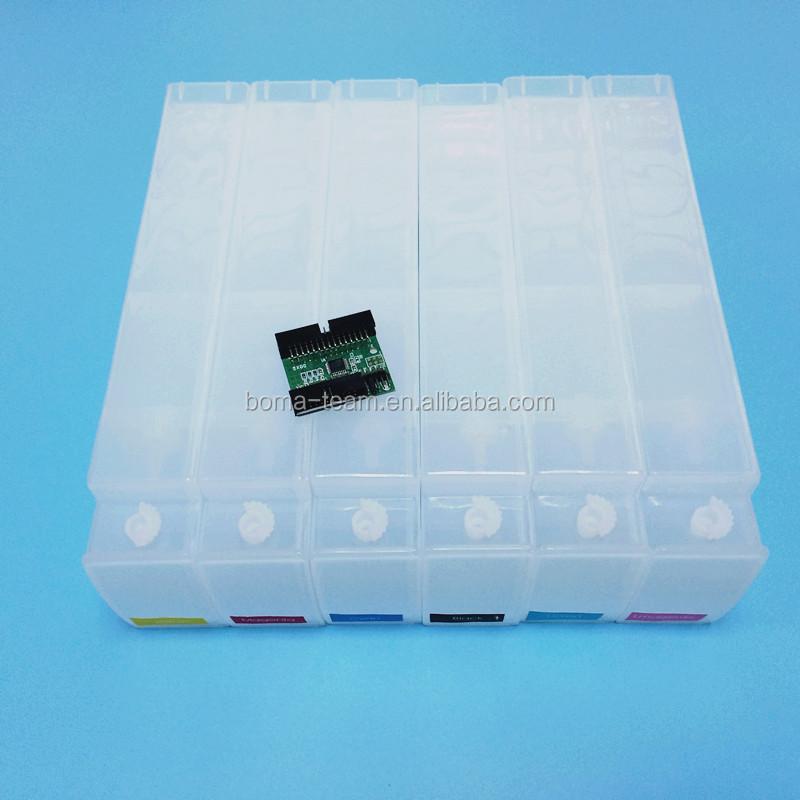 For Hp 91 Refill Ink Cartridge For Hp Designjet Z6100 Z6200 ...