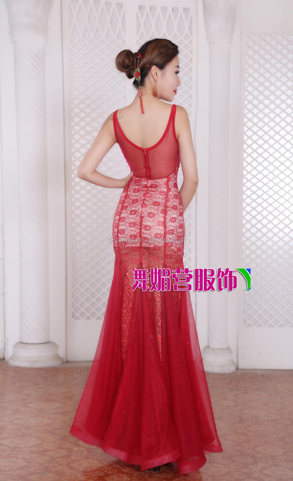 Excelente Vestido De Sirena Del Baile De Champán Galería - Ideas de ...
