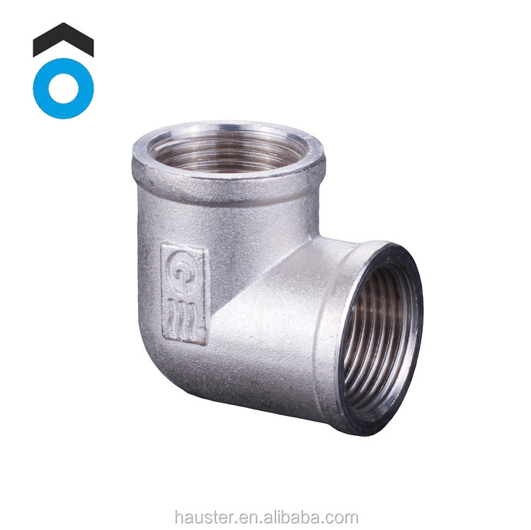 top class quality nickel plated brass inner-inner screw elbow copper pipe fittings