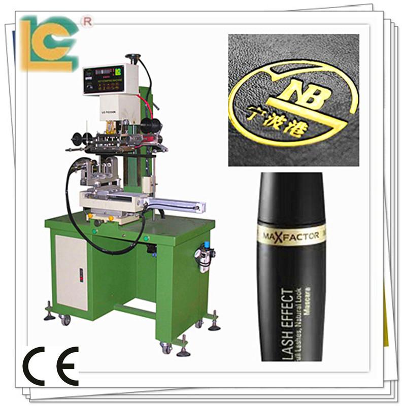 logo embossing machine