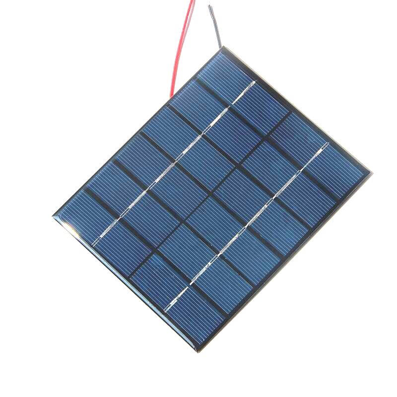 células fotovoltaicas de 12v, diy, 145*145mm, 3w