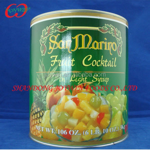 cheap philippine fruit cocktail, canned fruit cocktail in syrup