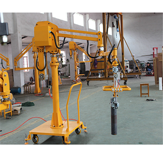 Portable and removable manipulator for machinery components made in China