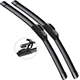 motorcycle windshield wiper auto parts frameless wiper blade