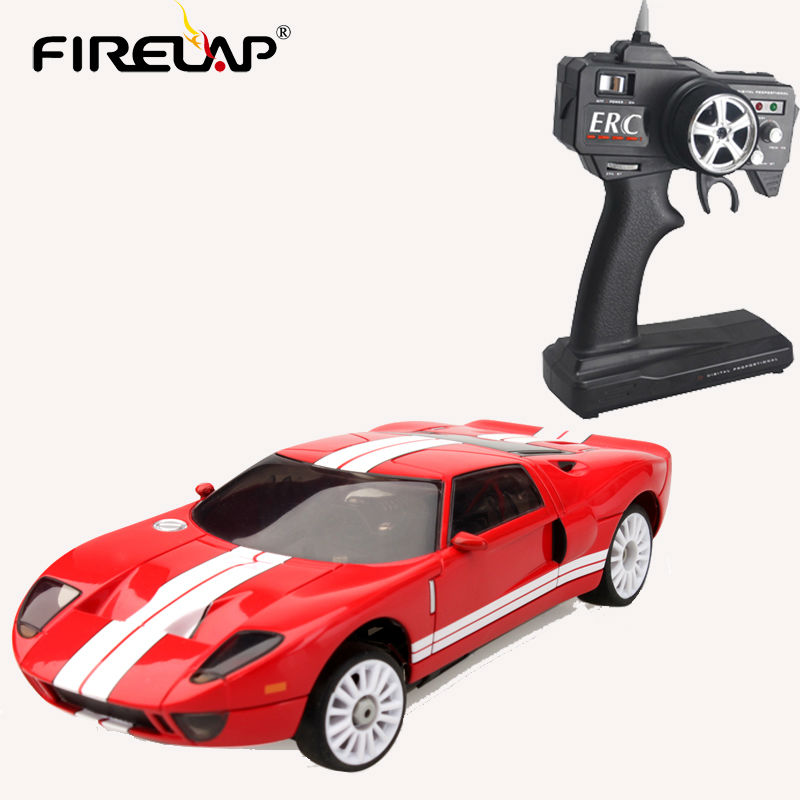 Firelap 1/28 Scale Ford GT RC Drifting Car Mini Z Car <strong>Model</strong>