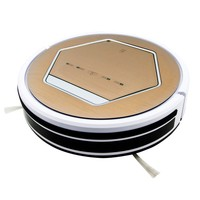 wet and dry auto charge high quality robot vacuum cleaner factory price
