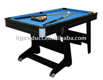 Beau Wholesale 5 FT 6FT Indoor Classic Sport Moving And Folding SNOOKER TABLE