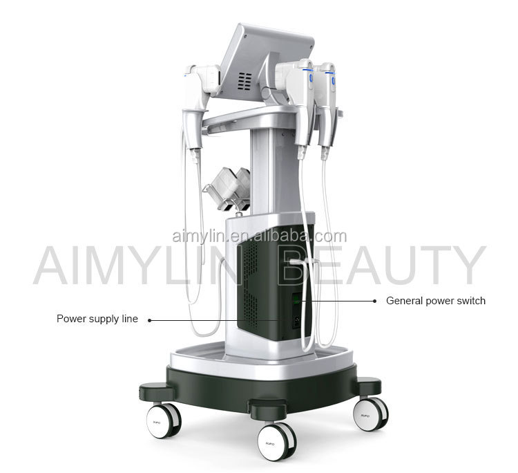 FU4.5-2S anti-wrinkle machine /System hifu high intensity focused ultrasound