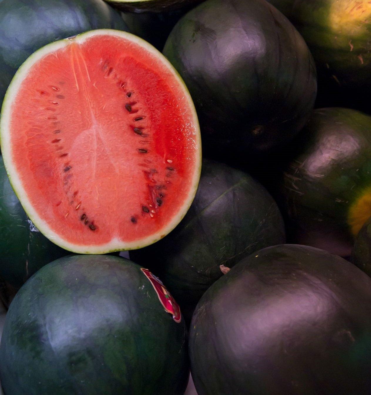 TiTCool Womens Maternity Shirts Summer Sleeveless Cami Racer Back Tank Tops Funny Print-Dont eat Watermelon Seeds