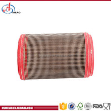 2017 China chemical resistance easy to clean light weight conveyor mesh belt