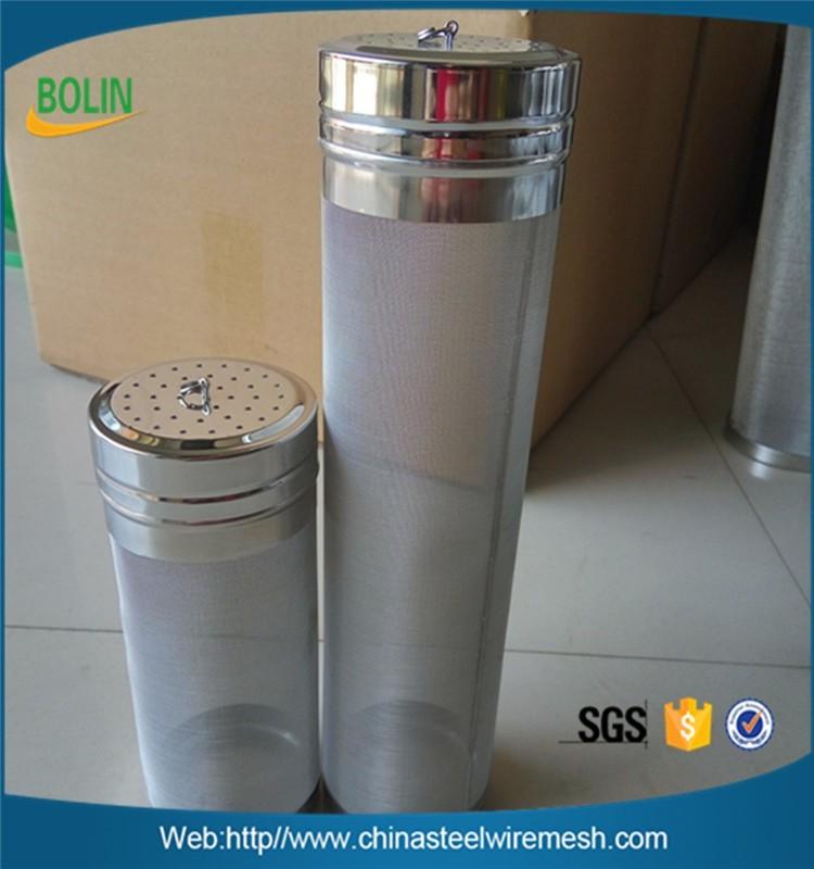 Homebrew Edelstahlgewebe Filter Grian Tasche 300 Mikron Korn ...