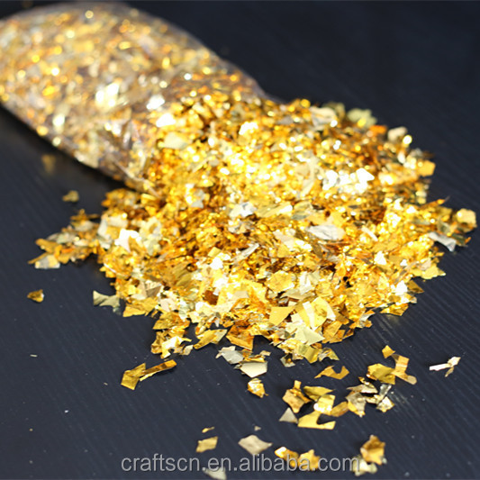 party supplies gold foil confetti accept custom shape