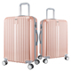 Factory sell voyage luggage, pc spinner luggage, eminent trolley luggage