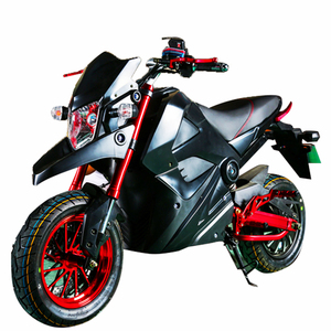 48V to 72 V 2000w to 3000w Electric Motorcycle for Adults