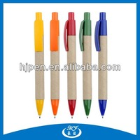 Cheap Promotional Recycle Paper Ballpen