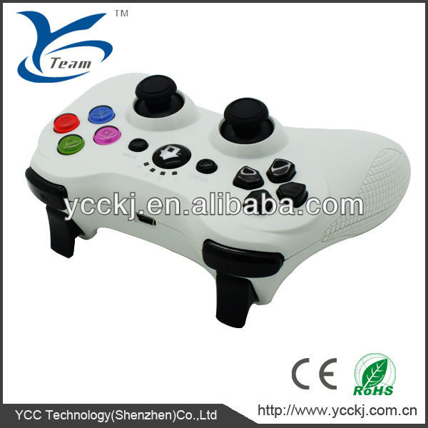 Shenzhen manufacturer Wireless 6 Axis Bluetooth Game Controller for PS3