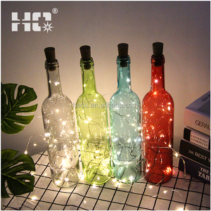 2018 new product innovative interesting led lighting retail beer bottle unique design Party Christmas String Lights