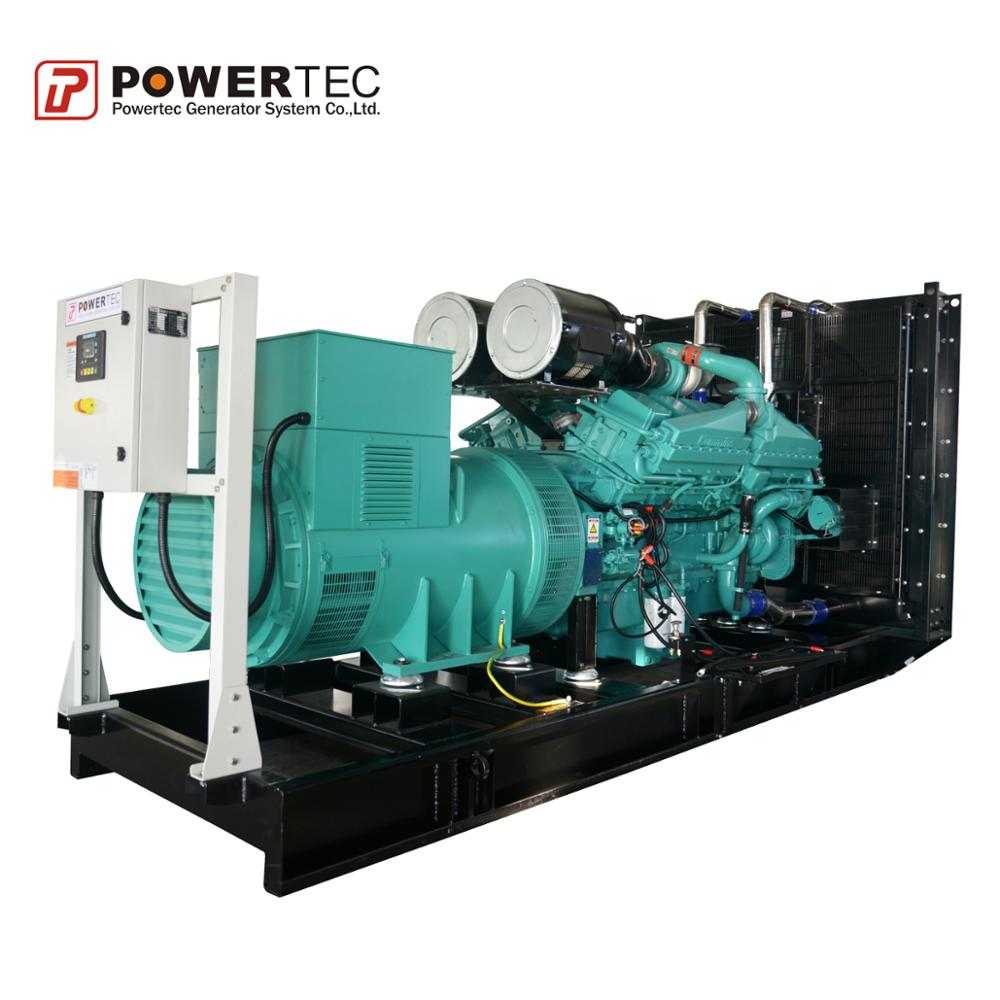 It mainly supply N,K,M series diesel enginer ,alterantor and other genset.  Engine powers cover from 200kw-1300kw.