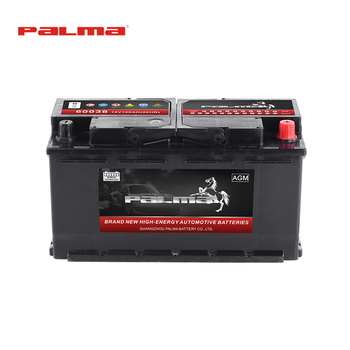 Imported Customized Discharge Cur Durable 105ah 12 Volt Automotive Battery Affordable Auto Batteries