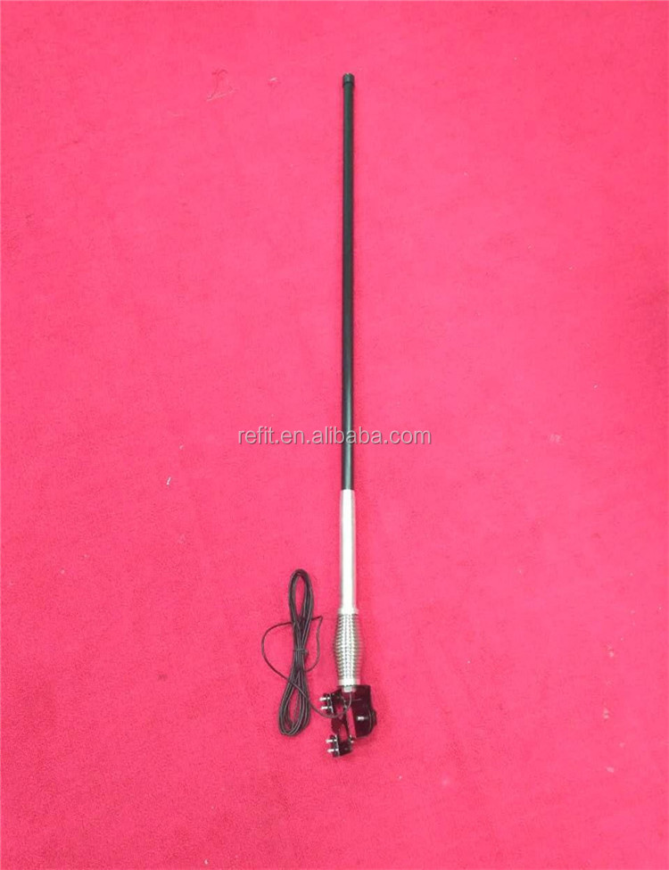 powerful auto parts car long antenna for car radio, interphone