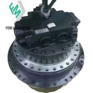 Genuine TM40 Travel Motor, TM40 Final Drive Assy For Excavator DH200 R225 CX210