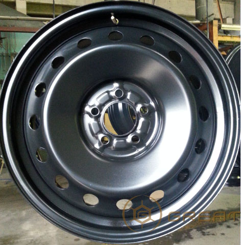18x7.5 Chinese Durable Light Truck Wheel Rims With Competitive ...