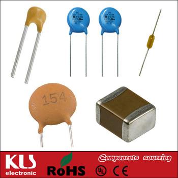 Good Quality Smd Ceramic Capacitor 10uf 50v Ul Vde Ce Rohs