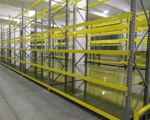 Maxrac Longspan Shelving Auto Spare Parts Small Parts Storage System