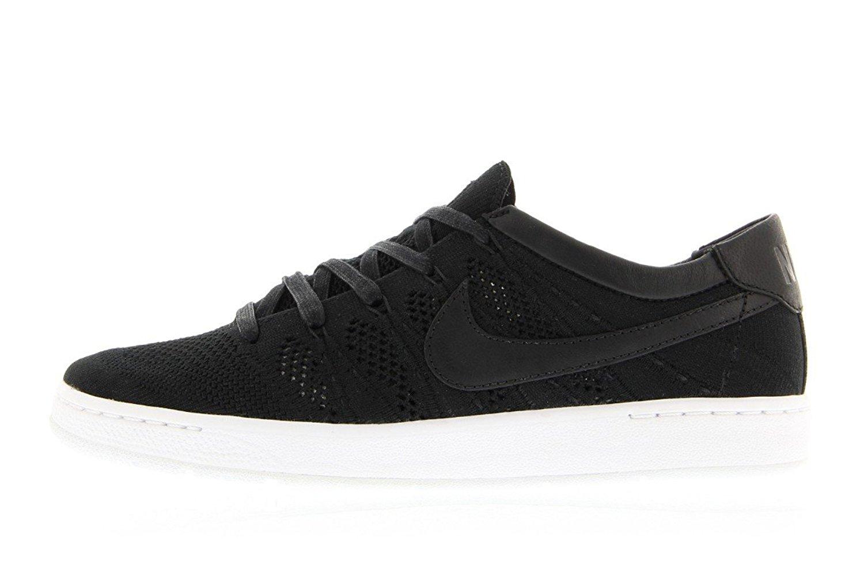 buy online d30c5 05540 Nike Zoom Tennis Classic Ultra Flyknit Roger Federer Black White 836360 002  Size 12