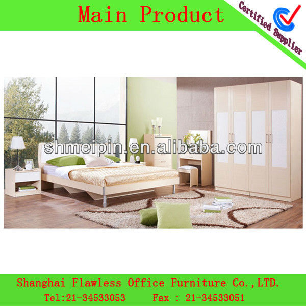 2013 design bedroom double furniture beds express alibaba FL-BF-0179