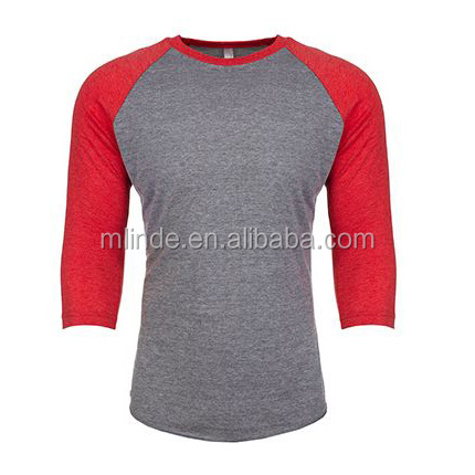 baseball tee shirts women in basketball softball raglan ladies t-shirts wear with private label logo