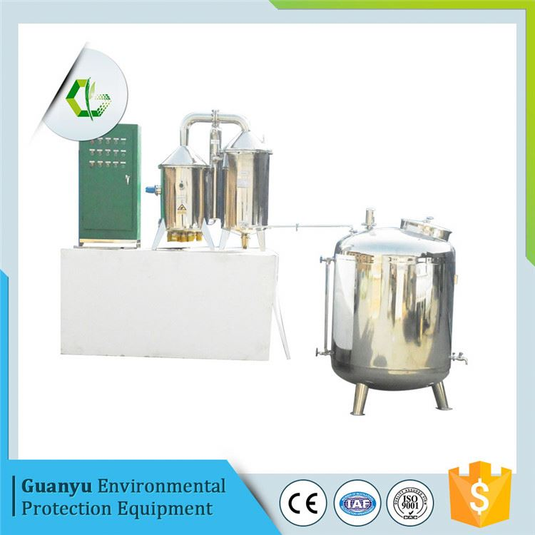 Water distiller for office/lab use