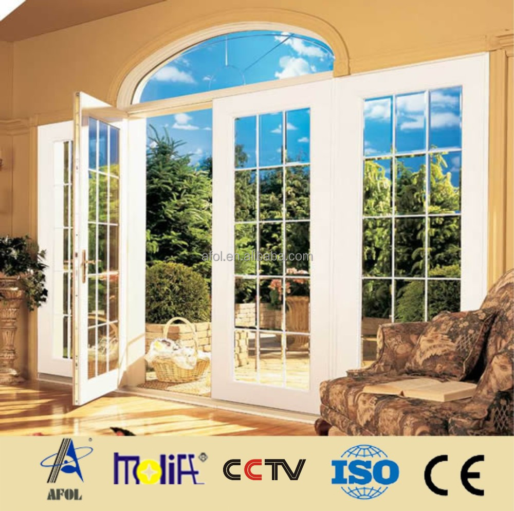 Zhejiang AFOL Environment friendly PVC doors & windows, own brand PVC profile