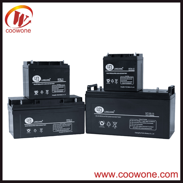 Maintain free sealed 6 dm 10 lead acid battery
