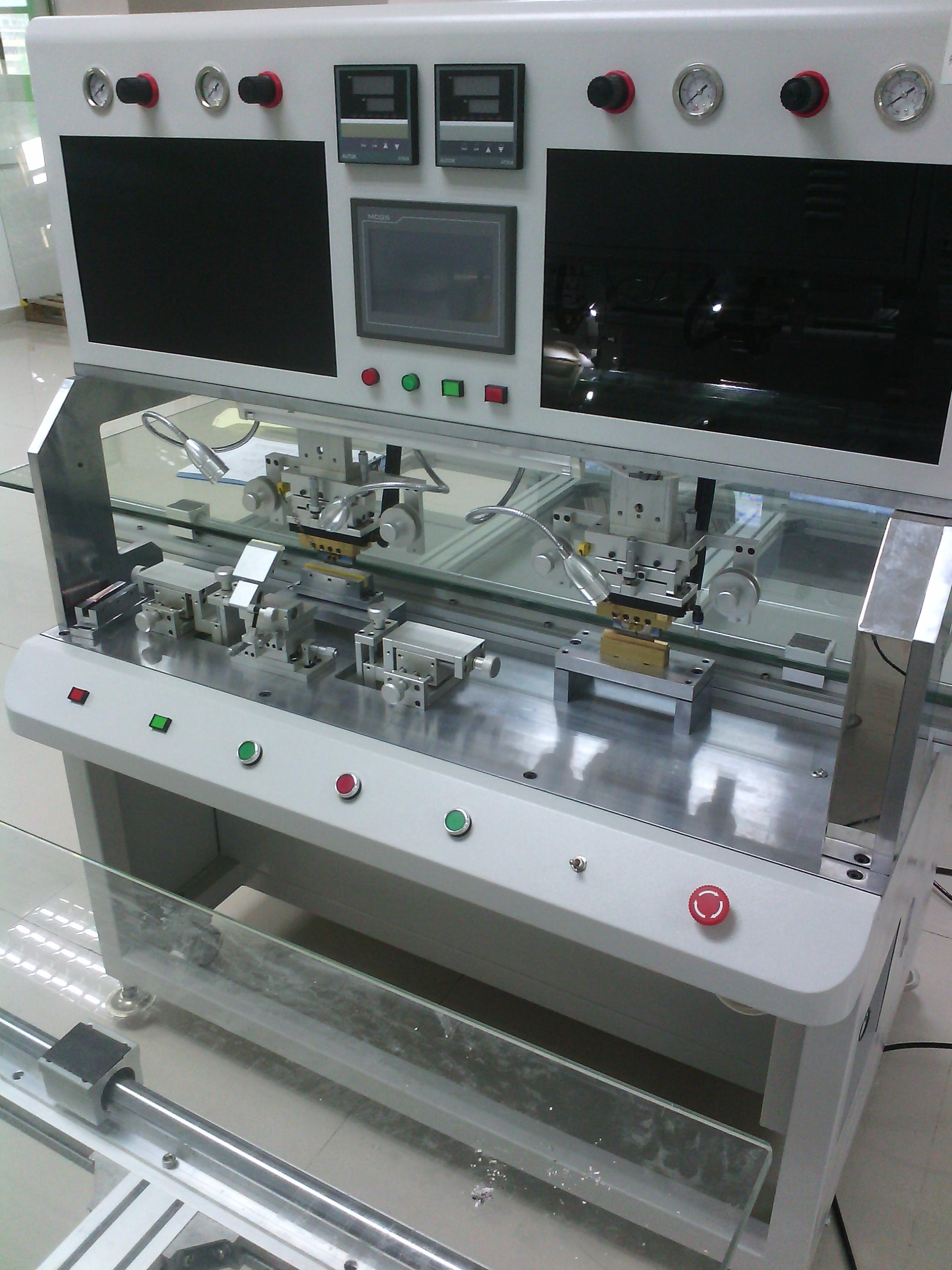 TAB COF bonding machine LCD LED TV glass color line repair machine FOG ACF bonding machine