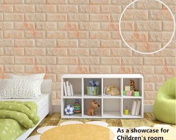 Kreatif Stiker Dinding Ruang Tamu Tv Backdrop R Tidur Pola Marmer Untuk Diperbaharui Perbaikan Rumah