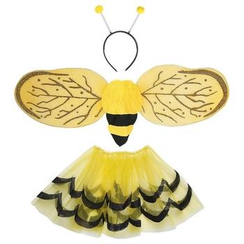 Állati maskarák, farsangi jelmezek, 2. rész: Méhecske