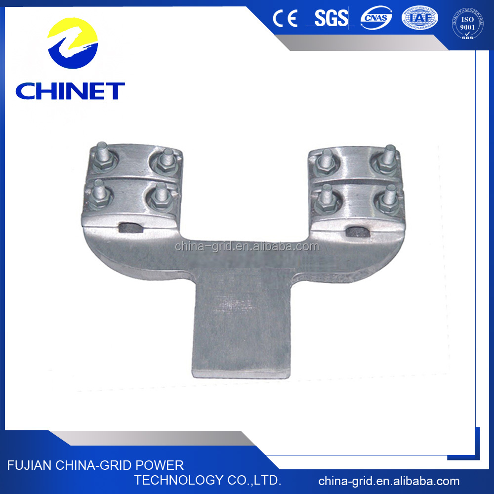 heat-resistant wire/Large section area double conductors Bolt type terminal clamp